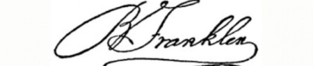 Example of scan of handwritten signature